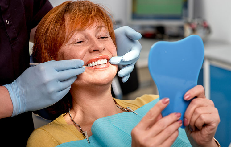 Denture Treatment at YYC Denture Clinic