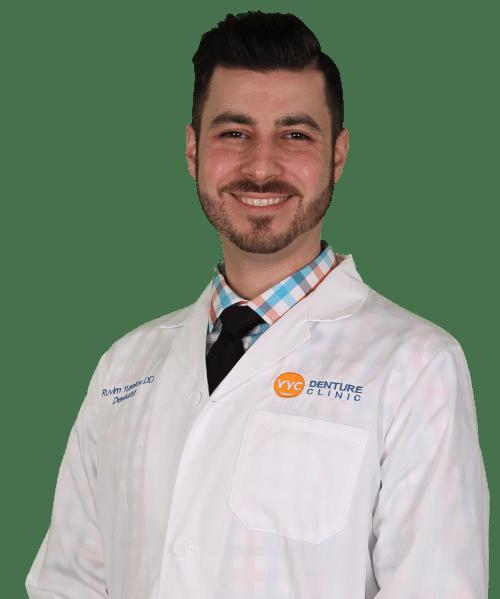 Ruvim Yusefov DD, Denturist & Owner