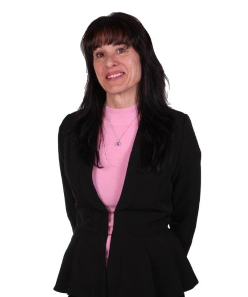 Stephanie March,  Receptionist