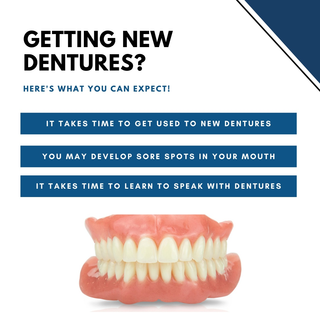 what to expect from new dentures calgary denture clinic